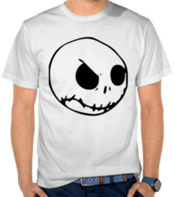 Nightmare - Jack Skellington Smiley 3