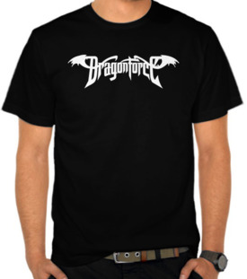 Dragonforce Logo White