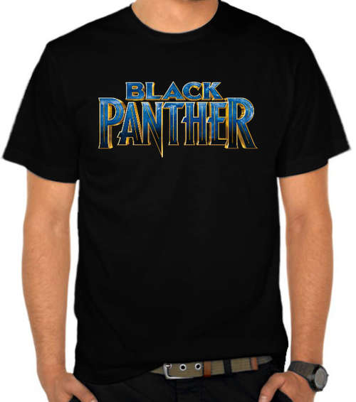 Black Panther Logo 2