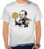 Football - Iniesta