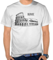 Rome Sketch - Italy