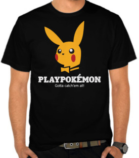 Parodi Logo Pokemon - PlayPokemon
