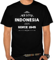 We Love Indonesia