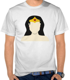 Superhero - Wonder Woman Face