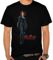 Black Widow Avengers AOU 6