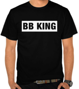 BB King - Logo