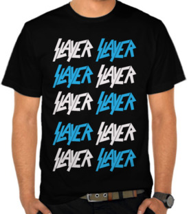 Slayer White and Blue