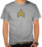 Army - Sergeant Label