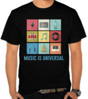 Music Is Universal