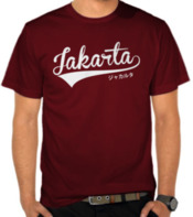 Jakarta With Japanese Font 2