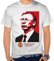 Thank You Sir Alex - Manchester United