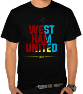 West Ham United - The Hammer 1895