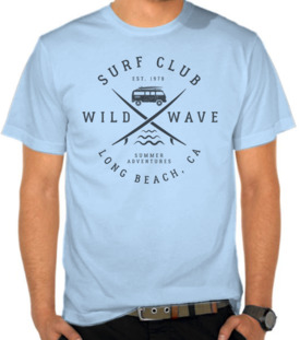 Surf Club Wild Wave