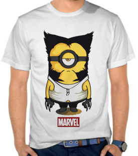 Marvel - Wolverinion (Minion)
