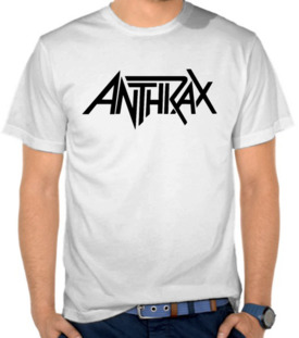 Anthrax Logo Black