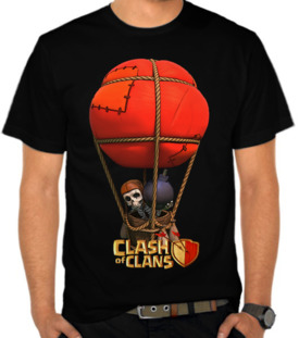 Clash Of Clans - Balloon