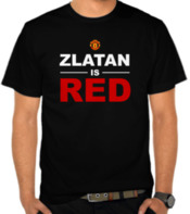 Zlatan Is Red
