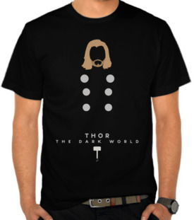 Thor - The Dark World Art