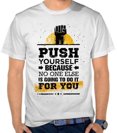 Gym - Push Yourself