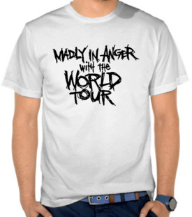 Madly In Anger - Metallica World Tour