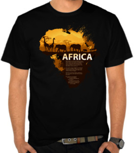 Africa Jungle Map