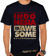 Indonesia is Awesome - Grunge