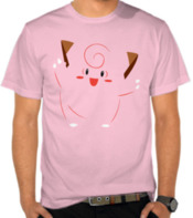 Pokemon - Clefairy 2
