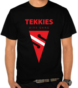 Tekkies Dive Gang 2