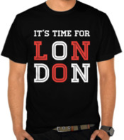 Its Time For London - England