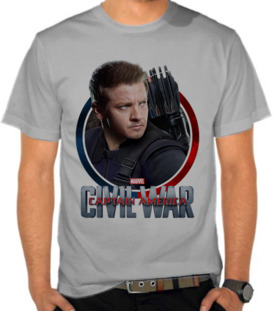 Captain America: Civil War - Hawkeye