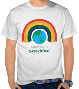 Greenpeace - Rainbow Warriors 5