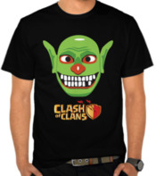 Clash Of Clans - Goblin Face