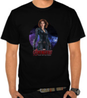 Black Widow Avengers AOU 4
