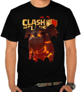 Clash Of Clans - Lava Hound