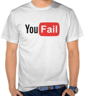 Parodi Logo YouTube - YouFail