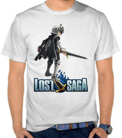 Lost Saga - Iron Knight