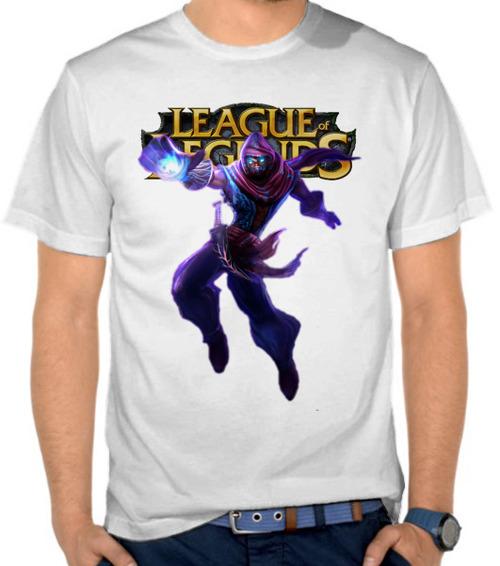 ccc8733a Jual Kaos League of Legends - Malzahar - League of Legends ...
