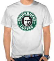 Starkbucks Coffee - Parodi Logo Starbucks