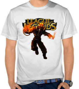 League of Legends - Brand The Burning Vengeance