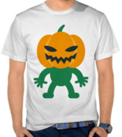 Halloween - Pumpkin Man