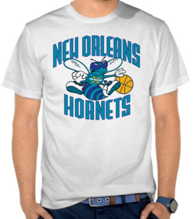 Logo Tim NBA - New Orleans Hornets 1