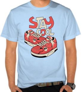 Stay Cool With Shoes