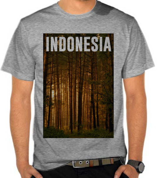 Indonesian Forest