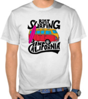 The Best Surfing California