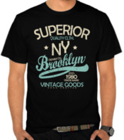 Superior Brooklyn Denim