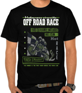 Motocross - Off Road Race