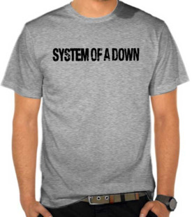 System Of A Down Logo 3
