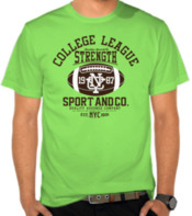 College League Strength (Black)