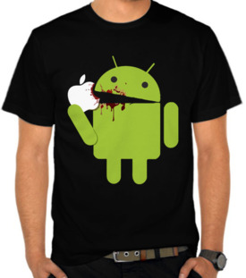 Android Eat Apple 2