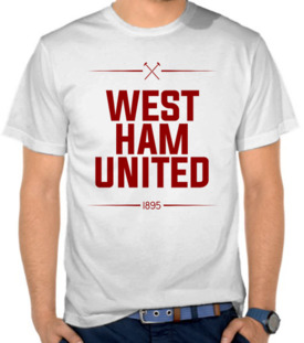 West Ham United - The Hammer 1895 S